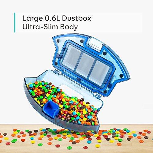 eufy Boost IQ RoboVac 11S Slim, 1300Pa Strong Suction, Super Quiet, Self-Chargin