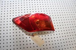 06-08 LEXUS IS250 IS350 DRIVER LEFT QUARTER TAIL LIGHT LAMP M210 - $62.35