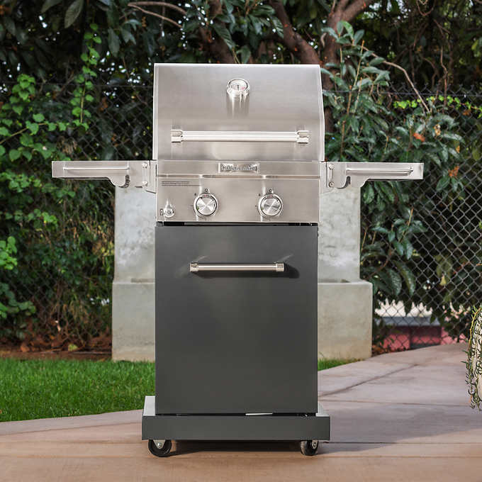 Primary image for NEW KitchenAid 2-Burner Grill FREE SHIPPING