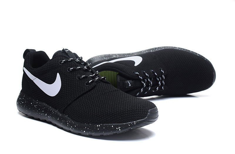 first rate f3094 7196c Nike Roshe Run Men Air Mesh Breathable Running Shoes, Sport Sneakers