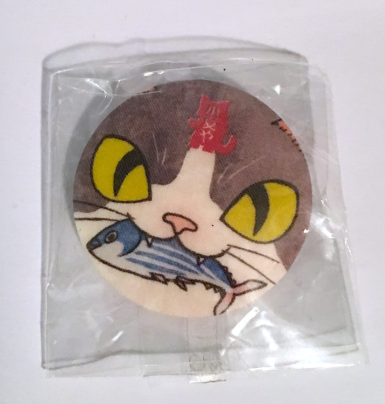 Konatsu Round Pin - New in Bag