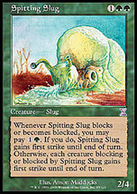 MTG x4 Spitting Slug (Time Spiral) MINT + BONUS! - $1.50