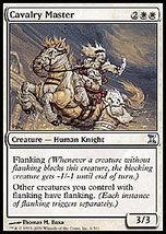 MTG x4 Cavalry Master (Time Spiral) MINT + BONUS! - $1.50