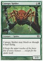 MTG Canopy Spider FOIL (8th Edition) MINT + BONUS! - $1.00