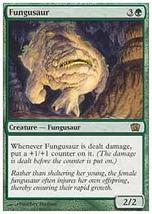 MTG Fungusaur FOIL (8th Edition) MINT + BONUS! - $1.99