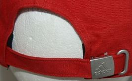 Adidas Golf Headwear Powdered Red White One Size Fits Most B89899 image 5
