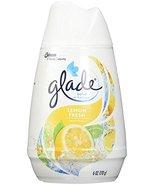 Glade Solid Air Freshener 6Oz Lemon Fresh Pack (3) - $11.39
