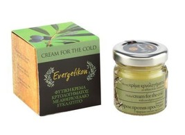 Cold Symptoms' Relief Cream with Eucalyptus essential oil 40ml. - $14.34