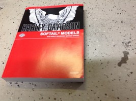 2018 Harley Davidson SOFTAIL MODELS Service Repair Shop Manual Factory OEM 2018 - $197.99