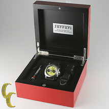 Panerai Ferrari Granturismo Chronograph Men's Automatic Watch Model FER0... - $6,682.41