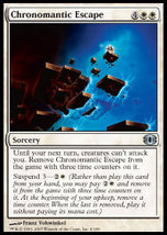MTG x4 Chronomantic Escape (Future Sight) MINT + BONUS! - $1.50