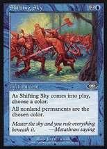 MTG x4 Shifting Sky (Planeshift) MINT + BONUS! - $1.75