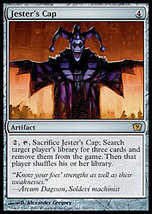 Mtg Jester's Cap (9th Edition) Mint + Bonus! - $2.99
