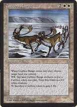 MTG Caribou Range (Ice Age) MINT + BONUS! - $1.00