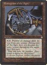 MTG Pentagram Of The Ages (Ice Age) MINT + BONUS! - $1.00
