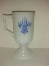 "Vintage 6"" Polish Polska's Original Boy Scott Emblem Badge Coffee Mug Wh... - $22.76"