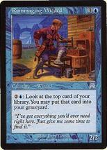MTG x2 Rummaging Wizard (Onslaught) MINT + BONUS! - $1.00