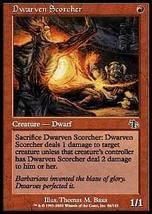 MTG Dwarven Scorcher FOIL (Judgment) MINT + BONUS! - $1.00