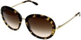 Giorgio Armani Sunglasses Frames of Life AR8040 528213 Women Havana Round  - $187.11