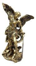 "Ebros Catholic Church Holy Archangel Saint Michael Statue 5""Tall The Protector W - $14.99"