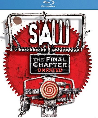 Saw: The Final Chapter [Blu-ray]