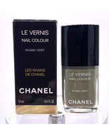 CHANEL Le Vernis Nail Polish 657 Azure (New with Box) MADE IN FRANCE  - $17.23