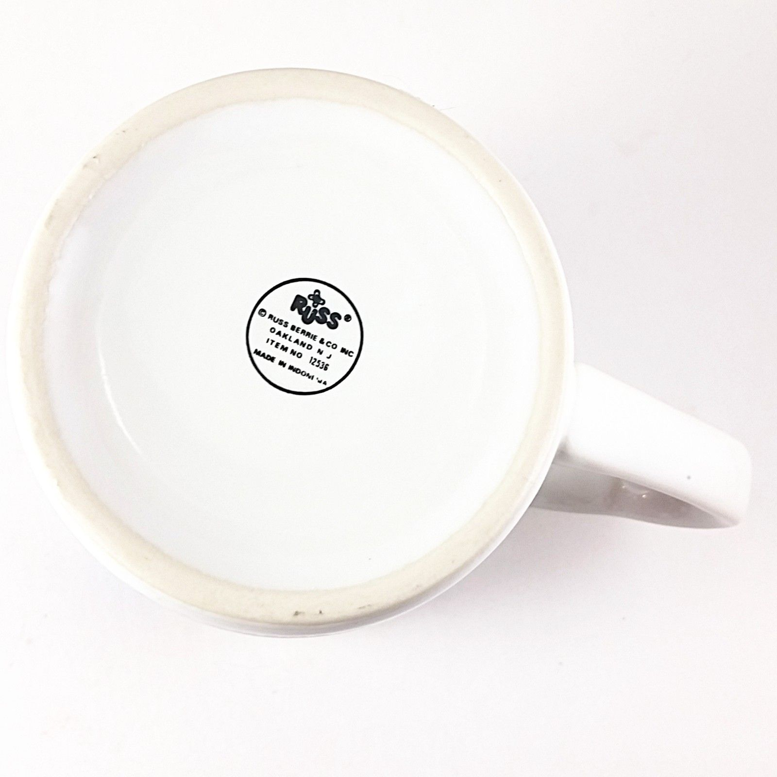 You've Won My Heart Coffee Mug Cup 12oz Vintage Russ Valentines Day Love k748