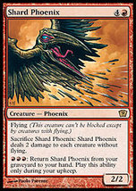 MTG Shard Phoenix (9th Edition) MINT + BONUS! - $1.00
