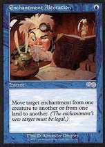 MTG x4 Enchantment Alteration (Urza's Saga) MINT+BONUS! - $1.50