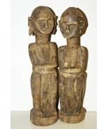 Old Timor Handcarved Statue Sculpture Ancestor ... - $544.49