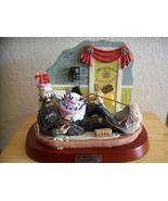 "Emmett Kelly JR. ""Oops! Another Birthday"" Figurine  - $175.00"