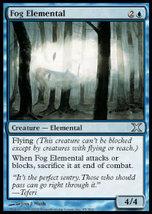 MTG x4 Fog Elemental (10th Edition) MINT + BONUS! - $1.50