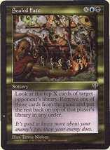 MTG Sealed Fate (Mirage) MINT + BONUS! - $1.00