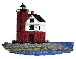 """""""Captain I See The Light"""" Custom and Unique Lighthouse[Round Island Ligh... - $19.79"""