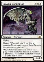 MTG x2 Graven Dominator (Guildpact) MINT + BONUS! - $1.00