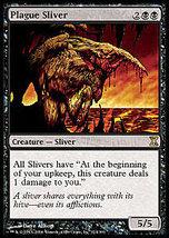MTG Plague Sliver (Time Spiral) MINT + BONUS! - $1.00