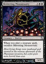 MTG x4 Skittering Monstrosity (Time Spiral) MINT+BONUS! - $1.50