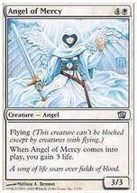 MTG x4 Angel of Mercy (8th Edition) MINT + BONUS! - $1.99