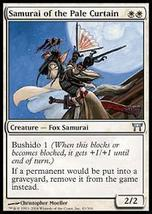 Mtg x4 Samurai Of The Pale Curtain Champions Mint+Bonus - $3.99