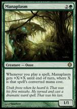 MTG Manaplasm (Shards of Alara) MINT + BONUS! - $1.00