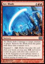 MTG Arc Blade FOIL (Future Sight) MINT + BONUS! - $1.50