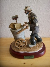 "Emmett Kelly JR. ""After the Parade"" Figurine - $160.00"