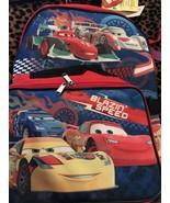 Disney Cars Blazin Speed Backpack Lightning McQueen - $9.99