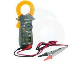AC/DC Multimeter Digital Tester Voltage Clamp Tester Volt Meter SNT201 - $25.04