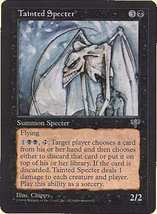 MTG Tainted Specter (Mirage) MINT + BONUS! - $1.00