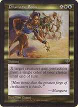 MTG x2 Prismatic Boon (Mirage) MINT + BONUS! - $1.00