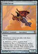 MTG Triskelavus (Time Spiral) MINT + BONUS! - $1.00