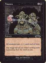 MTG x4 Black Commons Exodus NM PICK A SET - $1.00