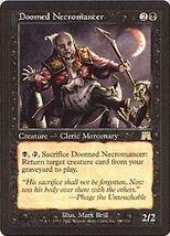 MTG Doomed Necromancer (Onslaught) MINT + BONUS! - $1.99