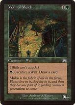 MTG x2 Wall Of Mulch (Onslaught) MINT + BONUS! - $1.00